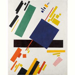Malevich: Suprematist Painting