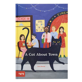A Cat About Town front cover