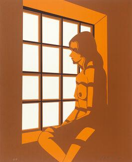 Nicholas Monro: Girl at Window