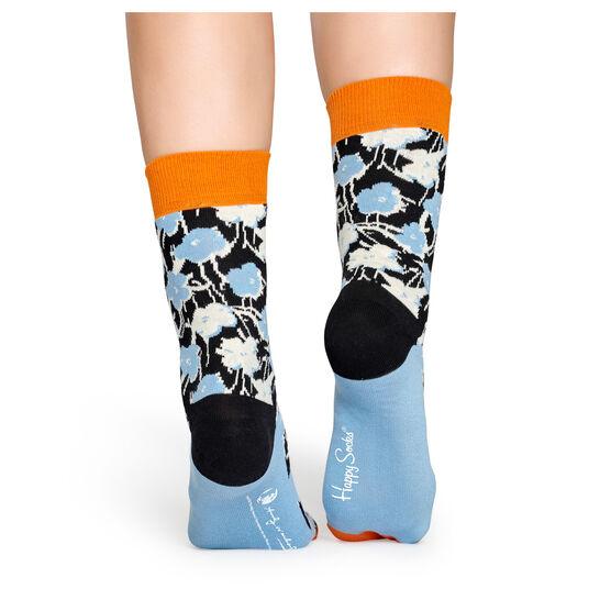 Andy Warhol Flower socks