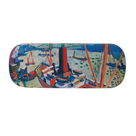 Derain The Pool of London glasses case and cloth