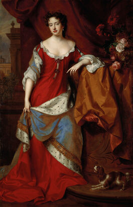 Willem Wissing: Queen Anne, when Princess of Denmark