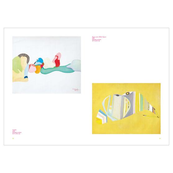 Huguette Caland exhibition book