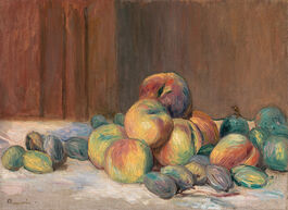 Renoir: Peaches and Almonds