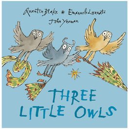 Three Little Owls (paperback)