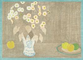 Bernard Myers: Japanese Anemones