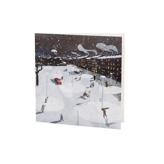 Tate RCA Christmas card Odenplan (Pack of 6)