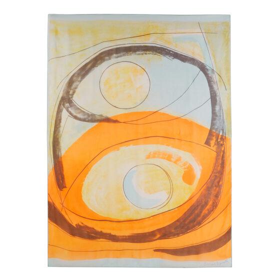 Barbara Hepworth Genesis silk scarf