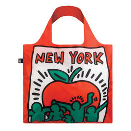Keith Haring New York bag