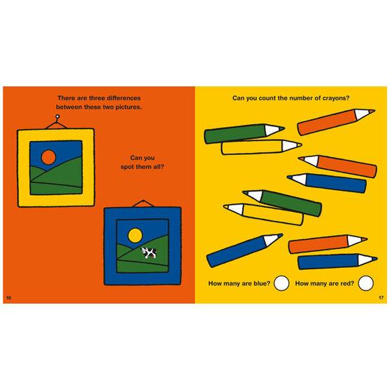Miffy the Artist: Art Activity Book