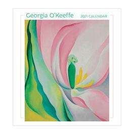 Georgia O'Keefe 2021 calendar