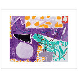 Patrick Heron: 1-3 September : 1996 mini print