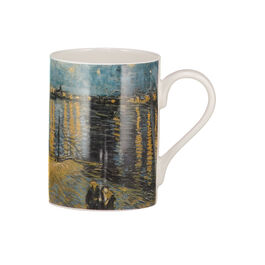 Van Gogh Starry Night over the Rhône mug