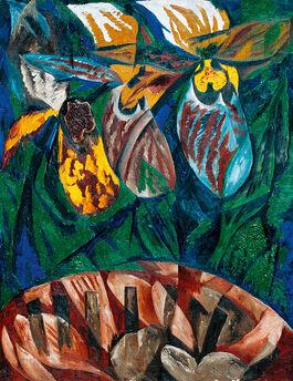 Goncharova: Orchids