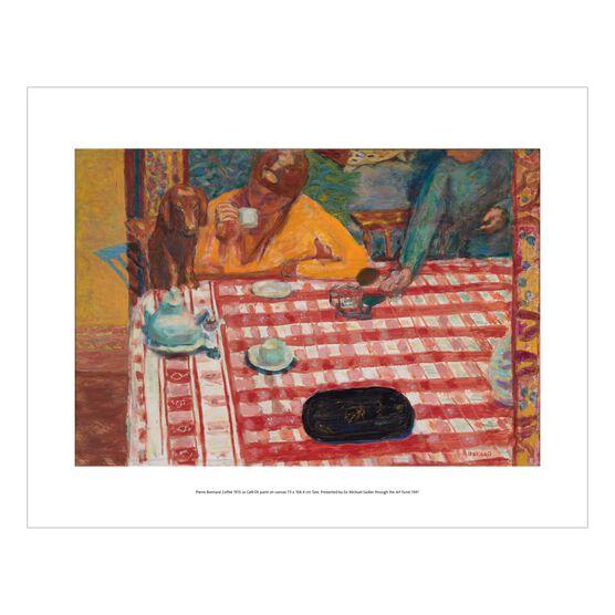 Pierre Bonnard: Coffee mini print