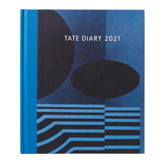 Tate desk diary 2021