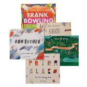 Meet The Artist book collection