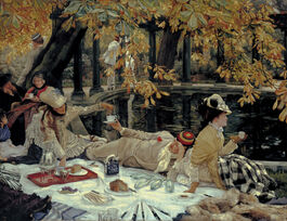 James Tissot: Holyday
