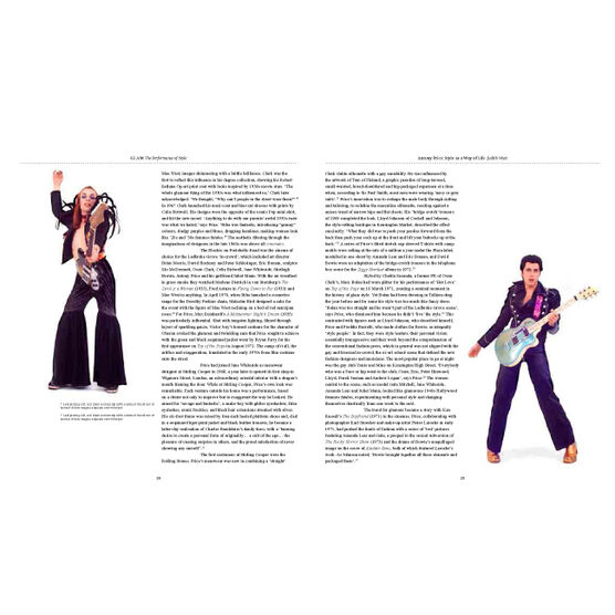 Glam:The Performance of Style (paperback)