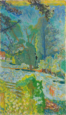 Pierre Bonnard: Normandy Landscape