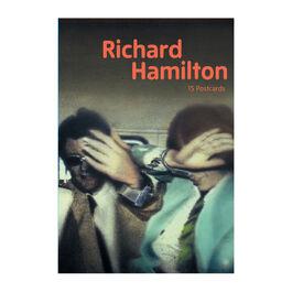 Richard Hamilton postcard book