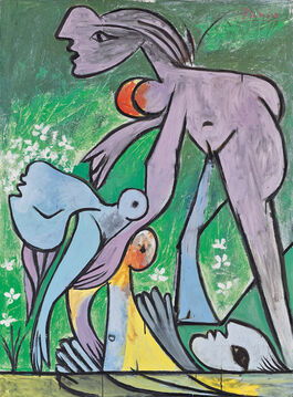 Pablo Picasso: The Rescue