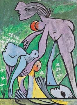 Pablo Picasso: The Rescue