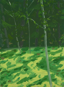 Alex Katz: Young Trees
