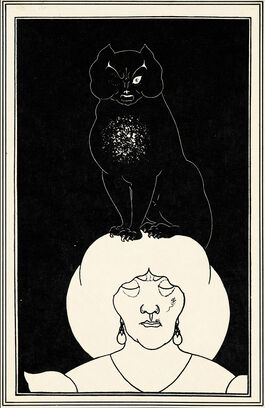 Aubrey Beardsley: The Black Cat