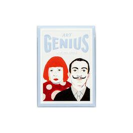 Art Genius card games