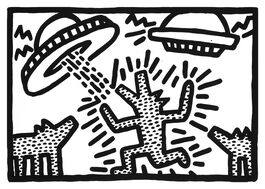 Keith Haring: Untitled