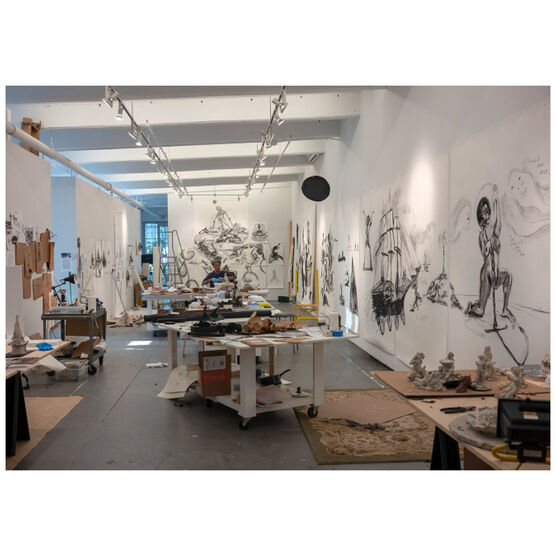 Hyundai Commission: Kara Walker