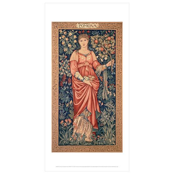 Edward Burne-Jones: Pomona poster