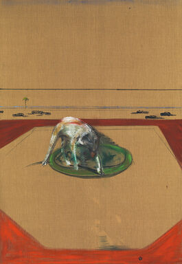 Francis Bacon: Dog