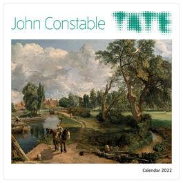 Tate John Constable 2022 wall calendar