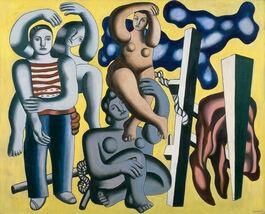 Fernand Léger: The Parrots (The Acrobats)