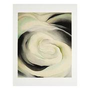 Georgia O'Keeffe Abstraction White Rose (Folio)