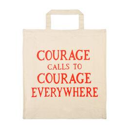 Courage Calls tote bag