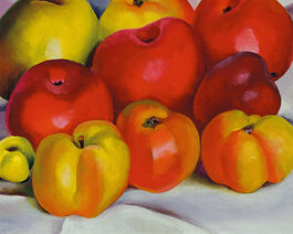 Georgia O'Keeffe: Apple Family - 2