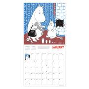 Moomin 2021 calendar