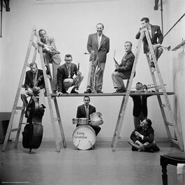 Nigel Henderson: Jazz musicians: Jimmie Deuchar, Ken Wray, Ronnie Scott...