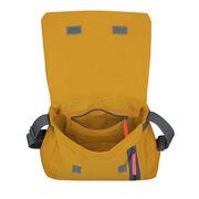 Ally Capellino mustard yellow satchel