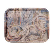 William Blake Beatrice Addressing Dante tray
