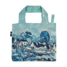 Van Gogh Old Vineyard with Peasant Woman bag
