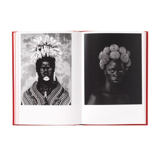 Zanele Muholi: limited edition signed exhibition book