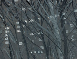 Alex Katz: City Night