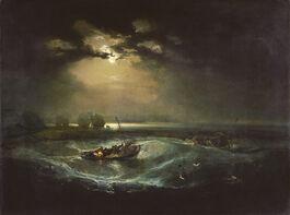 Turner: Fishermen at Sea
