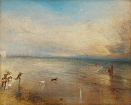 Turner: The New Moon
