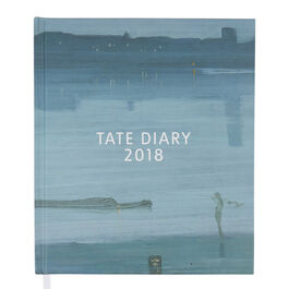 Impressionists desk diary 2018