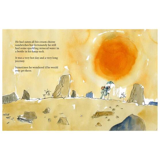 Mr Filkins in the Desert